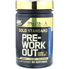 Optimum Nutrition, Gold Standard Pre-Workout, Blueberry Lemonade, 1.32 lb (600 g)