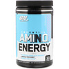 Optimum Nutrition, Essential Amino Energy, сладкая вата, 9,5 унц. (270 г)