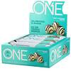 One Brands, ONE Bar, White Chocolate Truffle, 12 Bars, 2.12 oz (60 g) Each