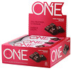 One Brands, ONE Bar, Dark Chocolate Sea Salt, 12 Bars, 2.12 oz (60 g) Each