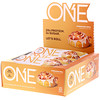 One Brands, ONE Bar, Cinnamon Roll, 12 Bars, 2.12 oz (60 g) Each