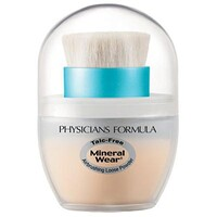 Mineral Wear, Mineral Airbrushing Loose Powder, Creamy Natural, SPF 30, 0.35 oz (10 g) - фото
