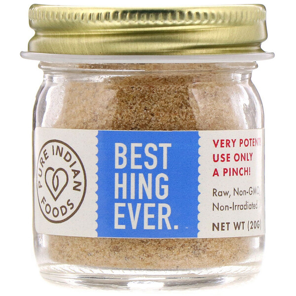 Best Hing Ever, (20 g)