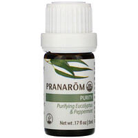 Essential Oil, Diffusion Blend, Purity, .17 fl oz (5 ml) - фото