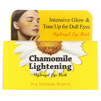 Chamomile Lightening, Hydrogel Eye Mask, 30 Pairs - фото