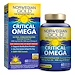 Critical Omega, Ultra-Concentrated, Natural Orange Flavor, 60 Enteric-Coated Softgels - изображение