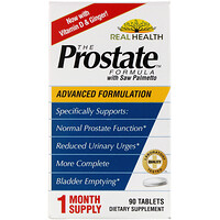 The Prostate Formula with Saw Palmetto, 90 Tablets - фото