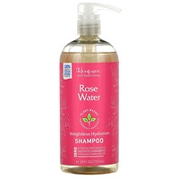 Rose Water Shampoo, 24 fl oz (710 ml) - фото