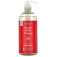 Apple Cider Vinegar Shampoo, 24 fl oz (710 ml) - фото