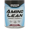 RSP Nutrition, AminoLean, Energy Formula, Blackberry Pomegranate, 8.25 oz (234 g)