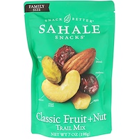 Snack Better, Trail Mix, Classic Fruit + Nut, 7 oz (198 g) - фото