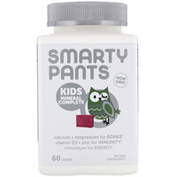 Kids Mineral Complete, Multimineral, Mixed Berry, 60 Chews - фото