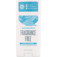 Natural Deodorant, Fragrance-Free, 3.25 oz (92 g) - фото