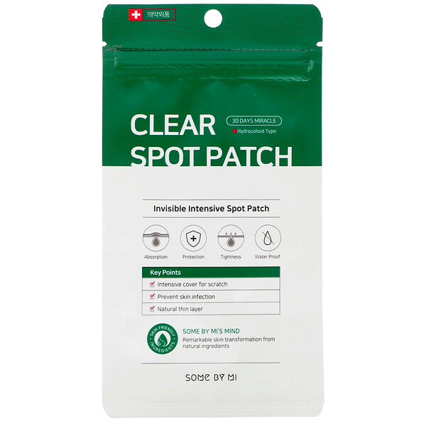 30 Days Miracle Clear Spot Patch, 18 Patches