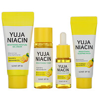 Yuja Niacin 30 Days Brightening Starter Kit, 4 Piece Kit - фото