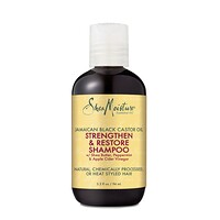 Jamaican Black Castor Oil, Strengthen & Restore Shampoo, 3.2 fl oz (94 ml) - фото