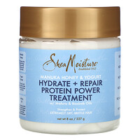 Manuka Honey & Yogurt, Hydrate + Repair Protein Power Treatment,  8 oz (227 g) - фото