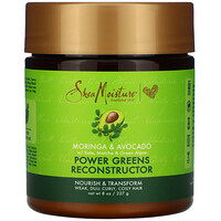 Power Greens Reconstructor, Moringa & Avocado, 8 oz (227 g) - фото