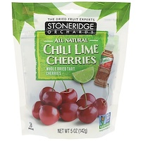 Chili Lime Cherries, 5 oz (142 g) - фото