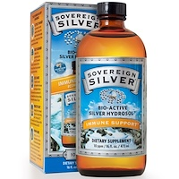 Bio-Active Silver Hydrosol, 10 PPM, 16 fl oz (473 ml) - фото
