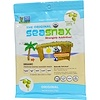 """SeaSnax, """"Classic"""" Olive, Roasted Seaweed Snack, 5 sheets - .54 oz (15 g)"""