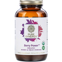 Berry Power, Organic Berry & Fruit Powder, 5.3 oz (150 g) - фото