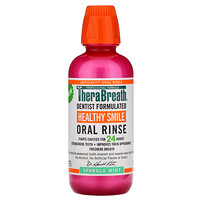 Healthy Smile, Oral Rinse, Sparkle Mint, 16 fl oz (473 ml) - фото
