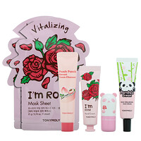 Glow For It, Roses & Peaches Set, 6 Piece Set - фото