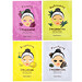 Buzz Off Puffy Eyes, Eye Mask Set, 4 Piece Set - изображение