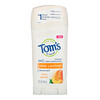 Tom's of Maine, Natural Long Lasting Deodorant, Fresh Apricot, 2.25 oz (64 g)