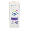 Tom's of Maine, Natural Long Lasting Deodorant, Wild Lavender, 2.25 oz (64 g)