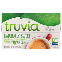 Nature's Calorie-Free Sweetener, 40 Packets, 3.5 g Each - фото