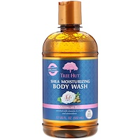 Shea Moisturizing Body Wash, Moroccan Rose, 17 fl oz (502 g) - фото