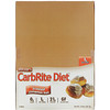 Doctor's CarbRite Diet, Frosted Cinnamon Bun, 12 Bars, 2.00 oz (56.7 g) Each