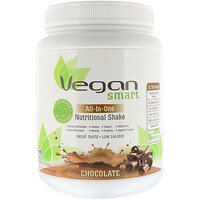 All-In-One Nutritional Shake, Chocolate, 24.3 oz (690 g) - фото