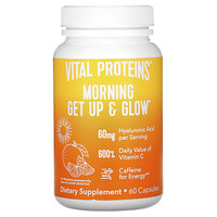 Morning Get Up & Glow , 60 Capsules  - фото