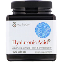 Hyaluronic Acid, 120 Count - фото