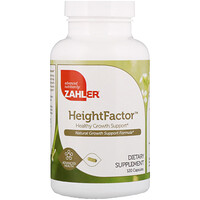 Height Factor, Healthy Growth Support, 120 Capsules - фото