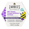 Zarbee's, 96% Honey Cough Soothers + Immune Support, Natural Mixed Berry Flavor, Ages 5+, 14 Pieces