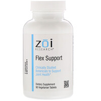 Flex Support, 90 Vegetarian Tablets - фото